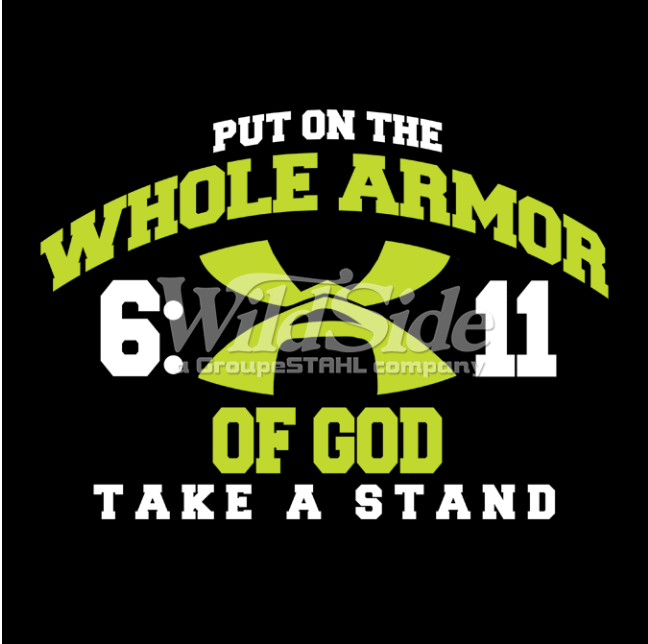 Put on The Whole Armor of God