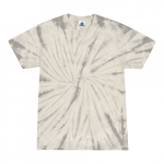 Spider Silver Adult Tie-Dye T-Shirt
