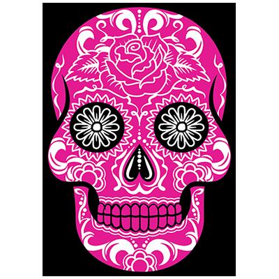 Skull (Pink Sugar)