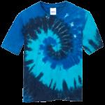 Ocean Rainbow Youth Tie Dye Tee