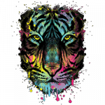 Dripping Tiger
