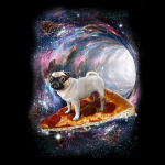 Dog (Pizza Surfer)