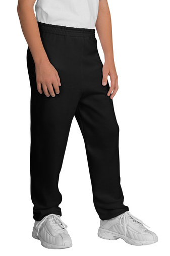 Jet Black/Youth Sweatpant