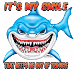 Shark (Its my Smile)