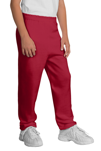 Red/Youth Sweatpant