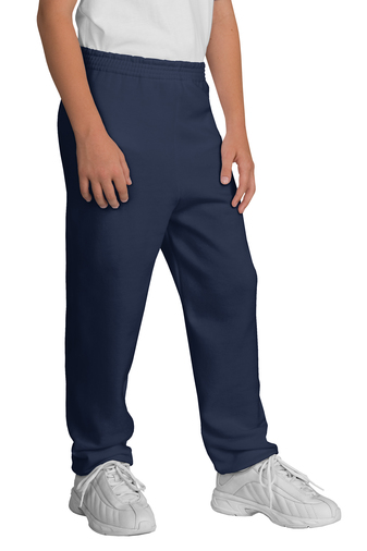 Navy Blue/Youth Sweatpant