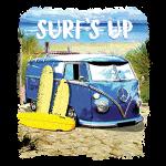 Surfs Up Van