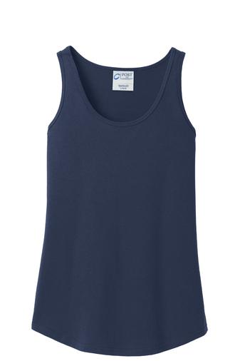 Navy Blue (Ladies) Tank Top