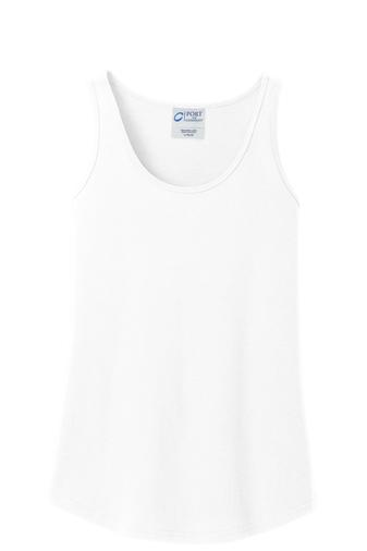 White (Ladies) Tank Top