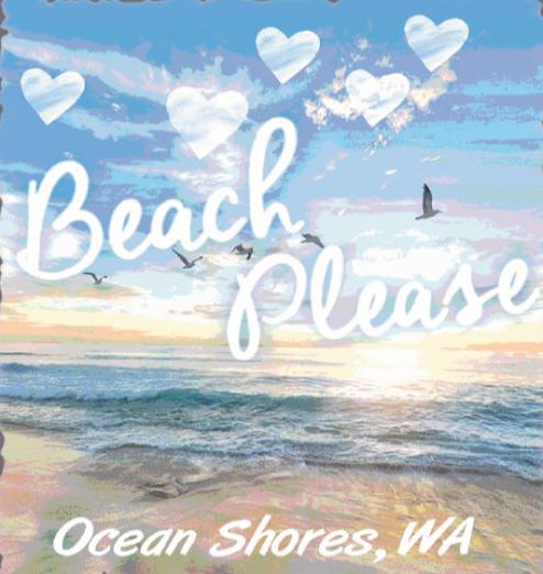 Ocean Shores (Beach Please)