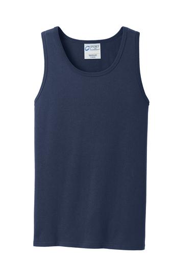 Navy Blue (Mens) Tank Top