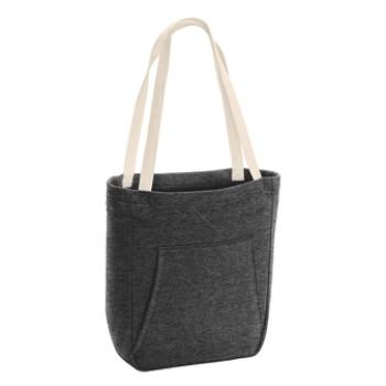 Bag (Sweatshirt Tote) Dark Heather Gray