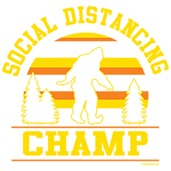 Sasquatch (Social Distance Champ)