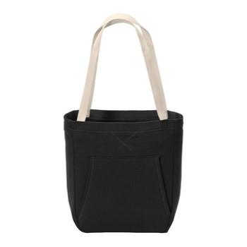 Bag (Sweatshirt Tote) Jet Black