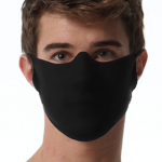 Blank 1-Ply Adult Face Mask