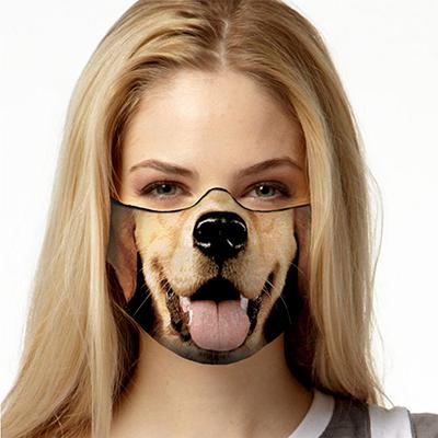 Face Mask Print (Dog)
