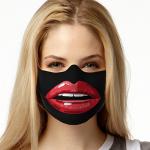 Face Mask Print (Lips)