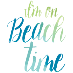 Beach Time (I'm on)