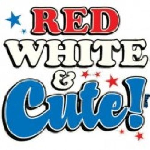 Red White & Cute