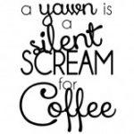 Coffee (Yawn Silent Scream)