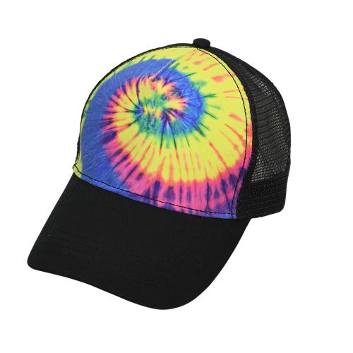 Trucker Hat (Neon Rainbow)