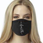 Face Mask Print (Faith)