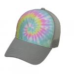 Trucker Hat (Pastel Tie Dye)