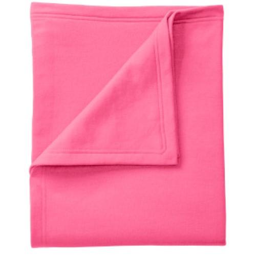 Blanket, Sweatshirt (Neon Pink)