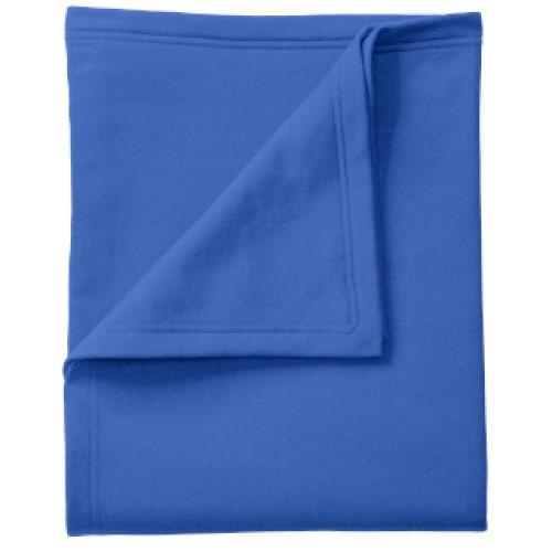 Blanket, Sweatshirt (Royal Blue)