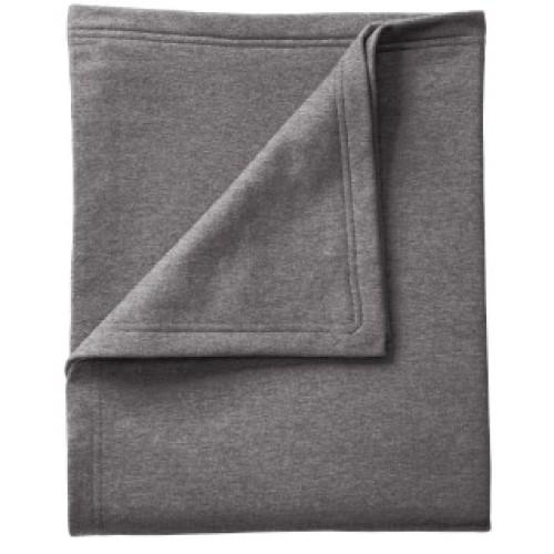 Blanket, Sweatshirt (Dark Heather Gray)