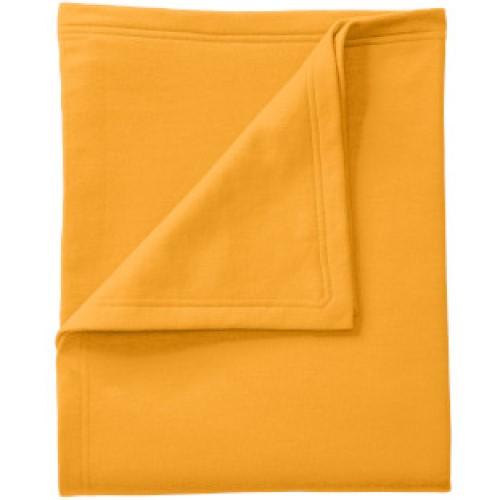 Blanket, Sweatshirt (Gold)