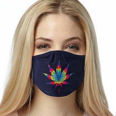 Face Mask Print (Pot Leaf)