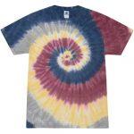 Lotus Adult Tie-Dye T-Shirt