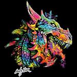 Dragon (Colorful)