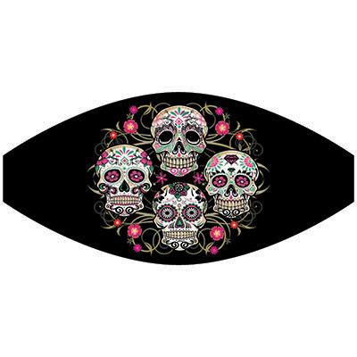 Face Mask Print (Skull Sugar/Floral)