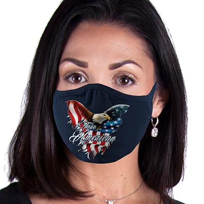 Face Mask Print (True American)