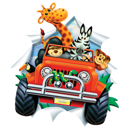 Animal Ride (Lets Hang Out)