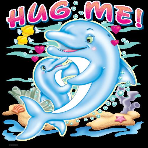 Dolphins (Hug Me)