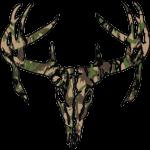 Deer Skull (camo)