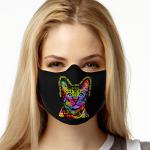 Face Mask Print (Hello Cat)