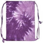 Bag (Tie Dye Spiral Purple)