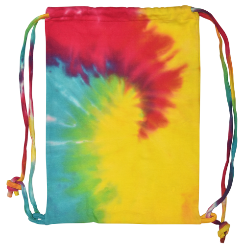 Bag (Tie Dye Reactive Rainbow)