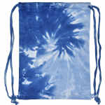 Bag (Tie Dye Spiral Blue)