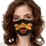 Face Mask Print (Duck)