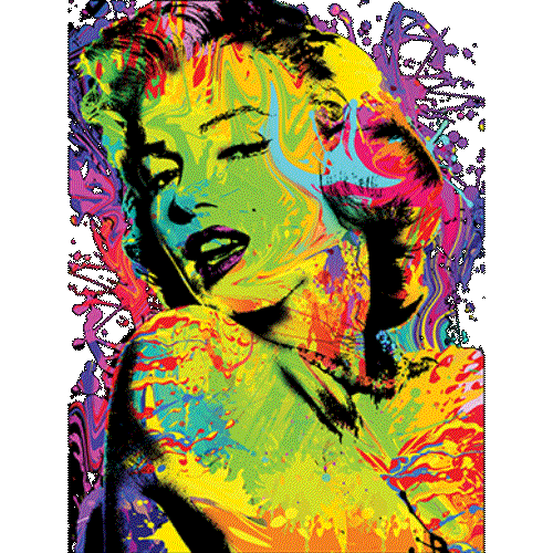 Marilyn (Colorful)