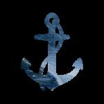 Anchor (Blue Fouled)