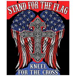 Patriotic (Kneel for the Cross Wings)