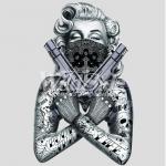 Marilyn Monroe (Gun)