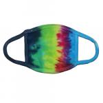 Face Mask Ear Loop (Tie Dye Rainbow)
