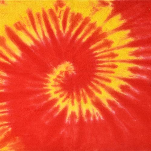Beach Towel (Blaze, Yellow/Orange)